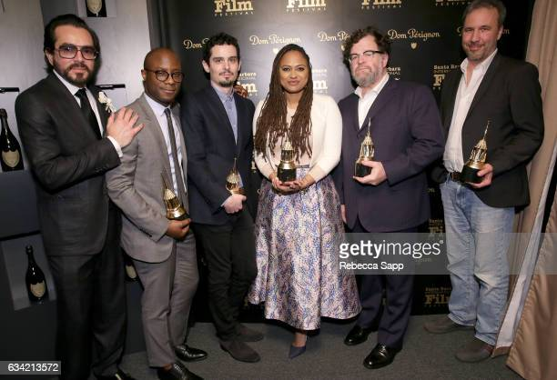 Executive Director Roger Durling director Barry Jenkings director Damien Chazelle director Ava DuVernay director Kenneth Lonergan and director Denis...