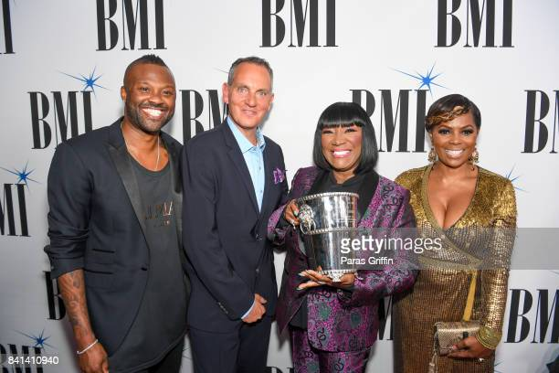 Executive Director Writer/Publisher Relations Wardell Malloy BMI President and CEO Mike O'Neill BMI Icon Recipient Patti Labelle BMI Vice President...