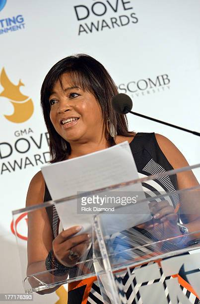 Executive Director/GMA - Dove Awards Jackie Patillo welcomes the 44th Annual GMA Dove Awards return to Nashville at Allen Arena, Lipscomb University...