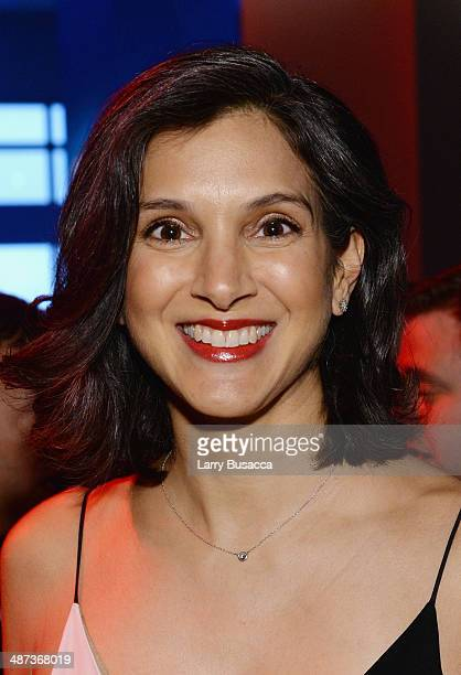 Executive Editor of TIME Radhika Jones attends the TIME 100 Gala TIME's 100 most influential people in the world at Jazz at Lincoln Center on April...