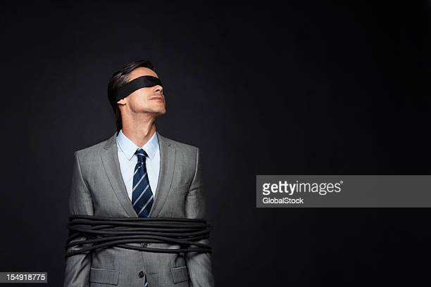 Executive feeling controlled by corporate