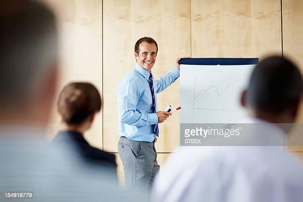Executive giving presentation