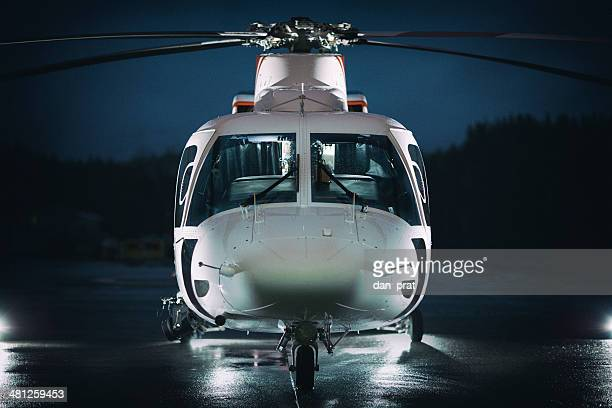 executive helicopter - helicopter photos stock pictures, royalty-free photos & images