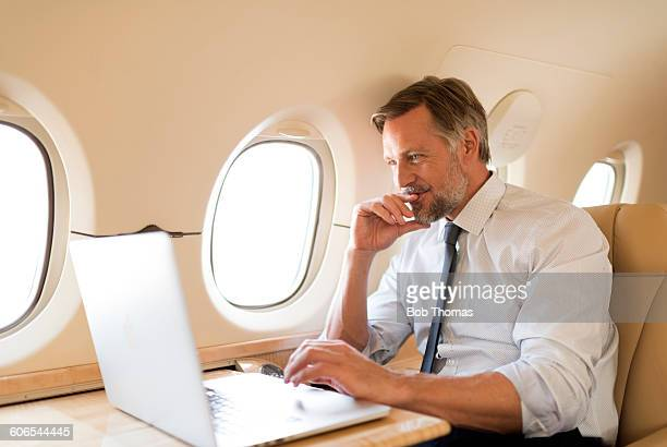 Executive Jet Passenger
