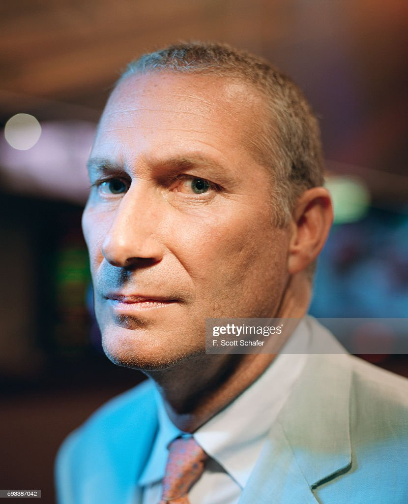 Executive, John Skipper is photographed for Wired Magazine on July 6 ...