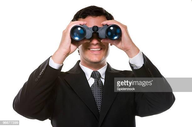 Executive Looking Ahead