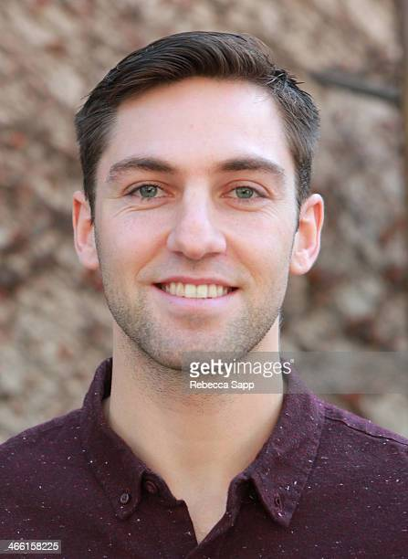Executive producer Aaron McCreary attends the screening of The Village of Peace at the 29th Santa Barbara International Film Festival on January 31...