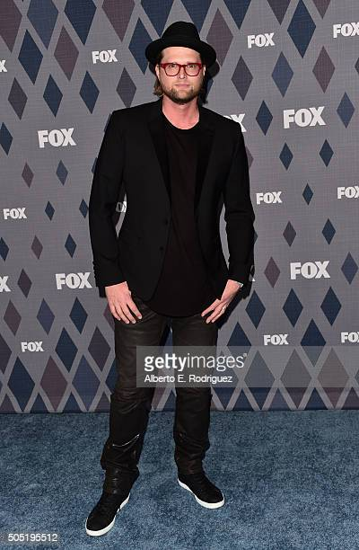 Executive producer Adam Anders attends the FOX Winter TCA 2016 AllStar Party at The Langham Huntington Hotel and Spa on January 15 2016 in Pasadena...