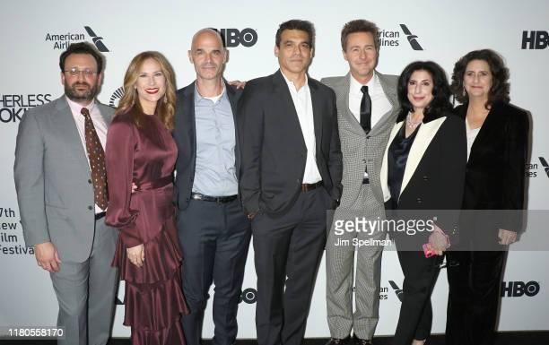 Executive producer Adrian Alperovich producers Rachel Shane Bill Migliore Michael Bederman director/actor Edward Norton executive producer Sue Kroll...