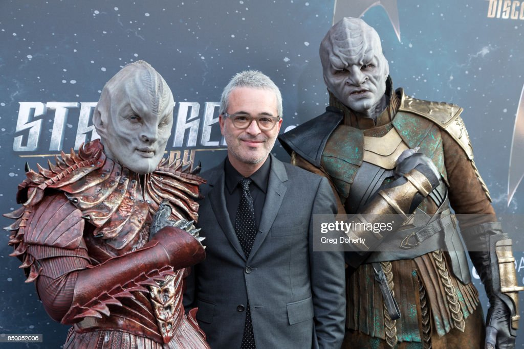 Executive Producer Alex Kurtzman arrives for the Premiere Of CBS's 'Star Trek: Discovery' at The Cinerama Dome on September 19, 2017 in Los Angeles, California.