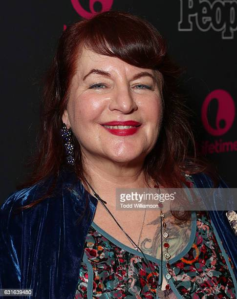 Executive Producer Allison Anders attends the premiere Screening Of Lifetime Television's 'Beaches' at Regal LA Live Stadium 14 on January 13 2017 in...
