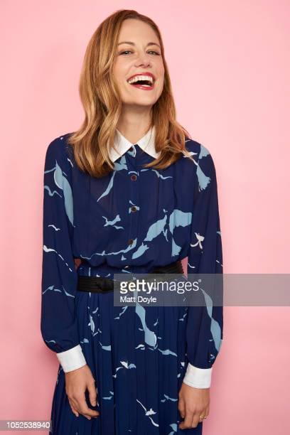 Executive producer and actor Claire Coffee of I Was a Teenage Pillow Queen poses for a portrait during the 2018 Tribeca TV Festival on September 22...