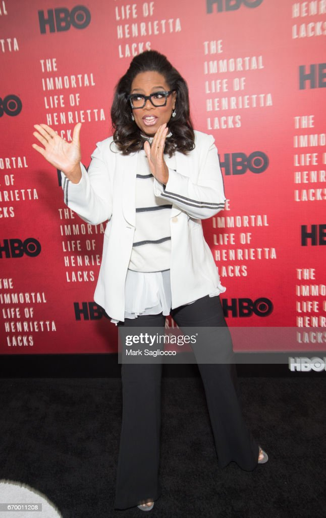 'The Immortal Life Of Henrietta Lacks' New York Premiere : News Photo