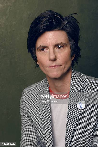 Executive producer and film subject Tig Notaro of Tig poses for a portrait at the Village at the Lift Presented by McDonald's McCafe during the 2015...