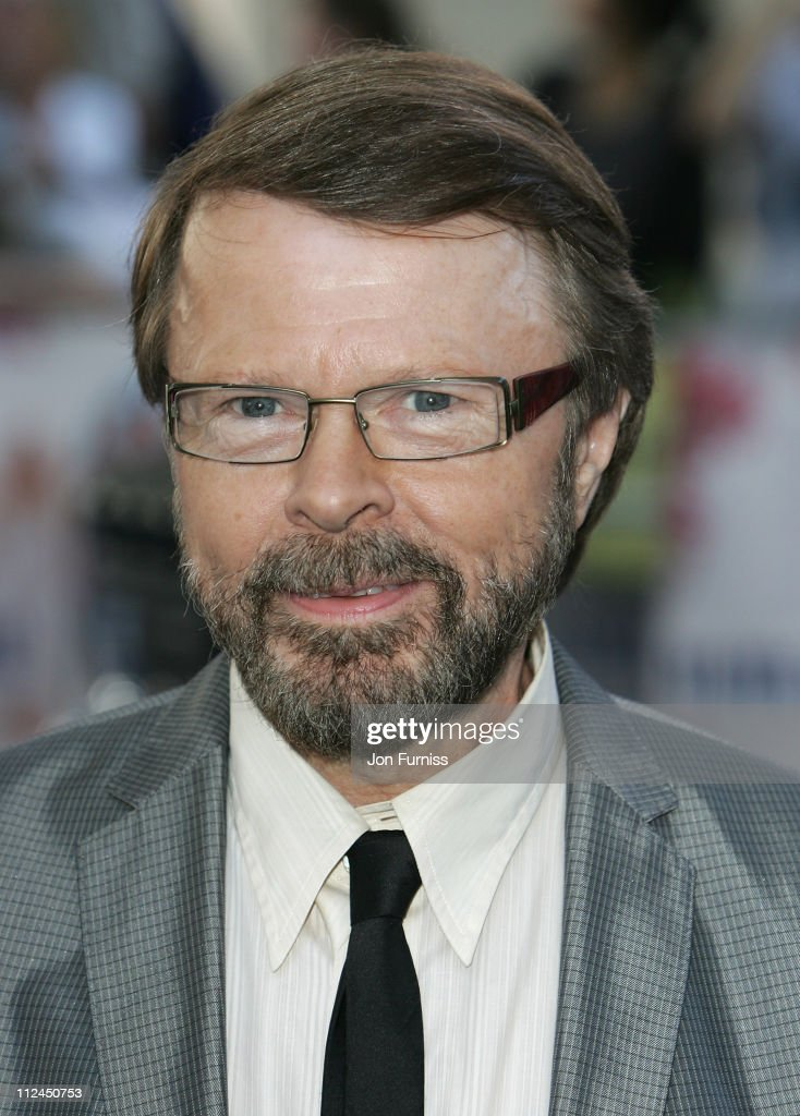 Executive Producer and member of Abba Bjorn Ulvaeus attends the Mamma Mia! The Movie world premiere held at the Odeon Leicester Square on June 30, 2008 in London, England.