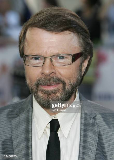 Executive Producer and member of Abba Bjorn Ulvaeus attends the Mamma Mia! The Movie world premiere held at the Odeon Leicester Square on June 30,...