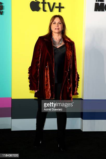 Executive Producer and Showrunner Kerry Ehrin attends Apple TV's The Morning Show World Premiere at David Geffen Hall on October 28 2019 in New York...