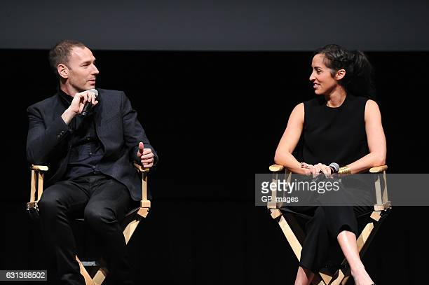 Executive producer and star Philip Sternberg and creator, showrunner and star Catherine Reitman attend the CBC world premiere VIP screening of...