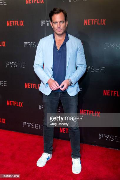 Executive Producer and Voice Actor Will Arnett attends the Netflix's 'Bojack Horseman' FYC Event at Netflix FYSee Space on June 12 2017 in Beverly...
