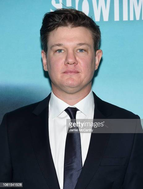 Executive producer and writer Brett Johnson attends the 'Escape At Dannemora' New York Series Premiere at Alice Tully Hall Lincoln Center on November...