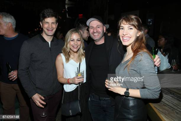 Tribeca Espn Film Festival After Party For Year Of The Scab At The