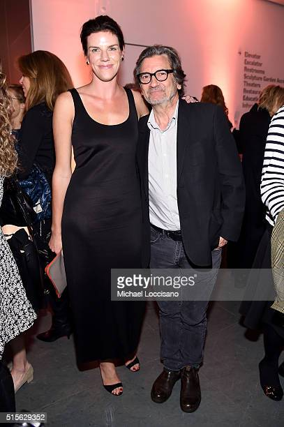 Executive Producer Annabelle Dunne and director Griffin Dunne attend the after party for the New York special screening of 'Everything is Copy Nora...