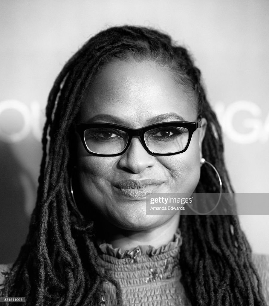 Executive producer Ava DuVernay arrives at the taping of 'Queen Sugar After-Show' at OWN Oprah Winfrey Network on November 7, 2017 in West Hollywood, California.
