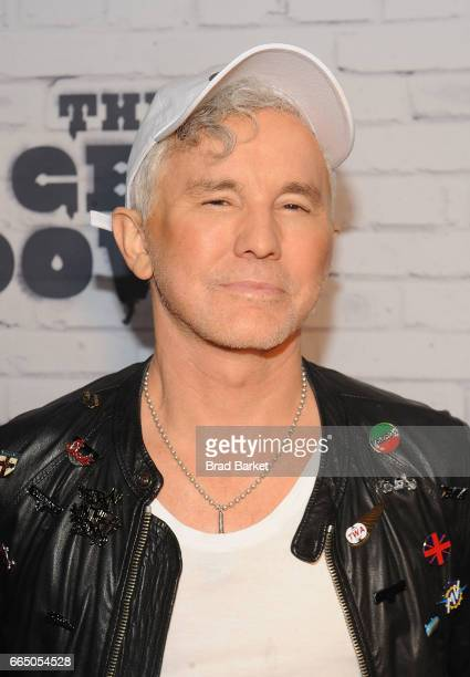 Executive Producer Baz Luhrmann attends 'The Get Down' Part 2 New York Kickoff Party at Irving Plaza on April 5 2017 in New York City