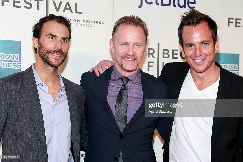 """""""Mansome"""" Premiere - 2012 Tribeca Film Festival"""