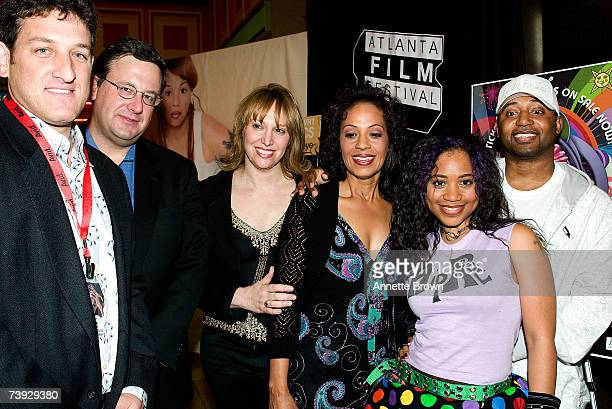 Executive Producer Bob Abramson VH1 Executive VP Original Programming Michael Hirschorn Director Lauren Lazin Lisa Lopes' mother Wanda LopesColeman...