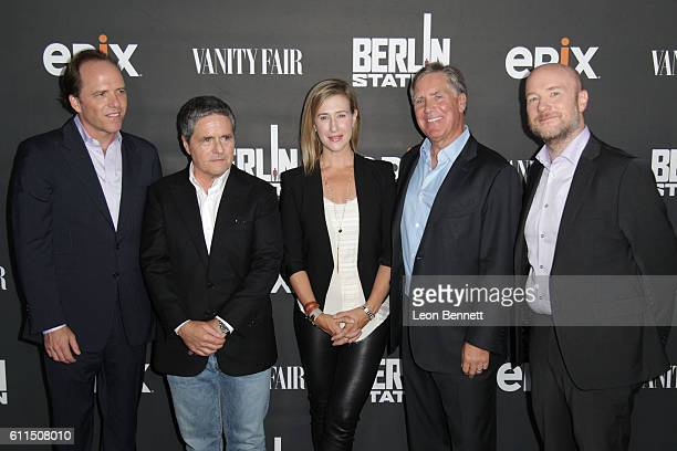 Executive producer Bradford Winters Chairman and CEO of Paramount Pictures Brad Grey President of Paramount Television Amy Powell President/CEO of...