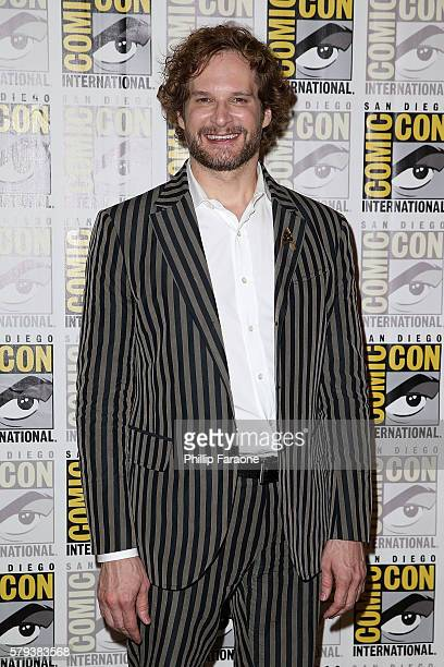 Executive Producer Bryan Fuller attends the 'Star Trek 50' press line during ComicCon International 2016 on July 23 2016 in San Diego California