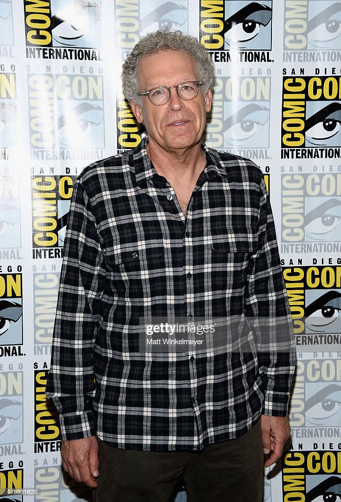 Executive producer Carlton Cuse attends FX's 'The Strain' press line during Comic-Con International 2016 at Hilton Bayfront on July 21, 2016 in San Diego, California. at Hilton Bayfront on July 21, 2016 in San Diego, California.