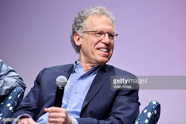 Executive Producer Carlton Cuse speaks at the 'Bates Motel' event during aTVfest 2016 presented by SCAD on February 6 2016 in Atlanta Georgia