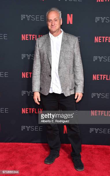 Executive producer Casey Silver attends #NETFLIXFYSEE For Your Consideration Event For 'Godless' at Netflix FYSEE At Raleigh Studios on June 9 2018...
