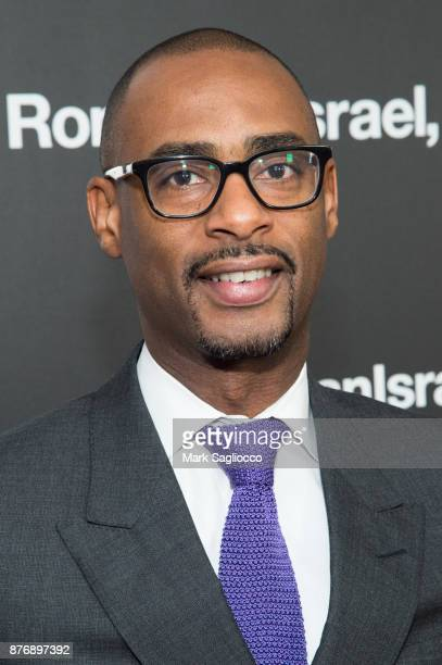 Executive Producer Charles D King attends the Roman J Israel Esquire New York Premiere at Henry R Luce Auditorium at Brookfield Place on November 20...
