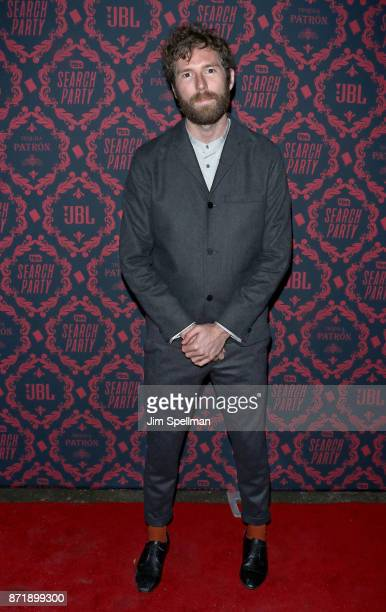Executive producer Charles Rogers attends the season 2 premiere of 'Search Party' hosted by TBS at Public Arts at Public on November 8 2017 in New...