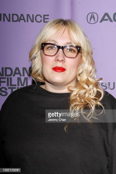 Executive Producer Charlotte Cook attends the 2020 Sundance Film Festival Documentary Shorts Program 2 at Temple Theater on January 26 2020 in Park...