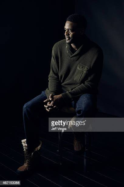 Executive Producer Chris Webber of 'Unexpected' poses for a portrait at the Village at the Lift Presented by McDonald's McCafe during the 2015...