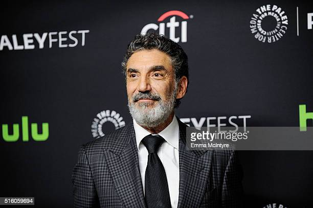 Executive producer Chuck Lorre attends The Paley Center For Media's 33rd Annual PaleyFest Los Angeles 'The Big Bang Theory' at Dolby Theatre on March...