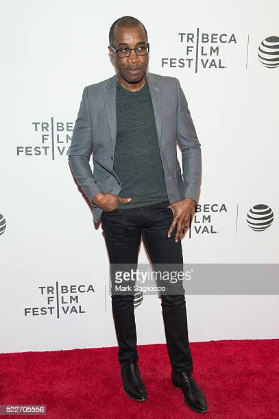 Executive Producer Clement Virgo attends Tribeca Tune In 'Greenleaf' 2016 Tribeca Film Festival at John Zuccotti Theater at BMCC Tribeca Performing...