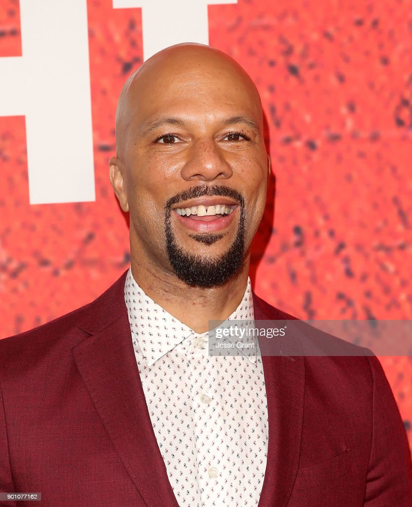 Executive producer Common attends the premiere of Showtime's 'The Chi' at Downtown Independent on January 3, 2018 in Los Angeles, California.