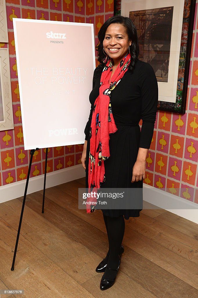 Executive producer Courtney Kemp attends the The Beauty Of Power Event at Crosby Hotel on March 4, 2016 in New York City.
