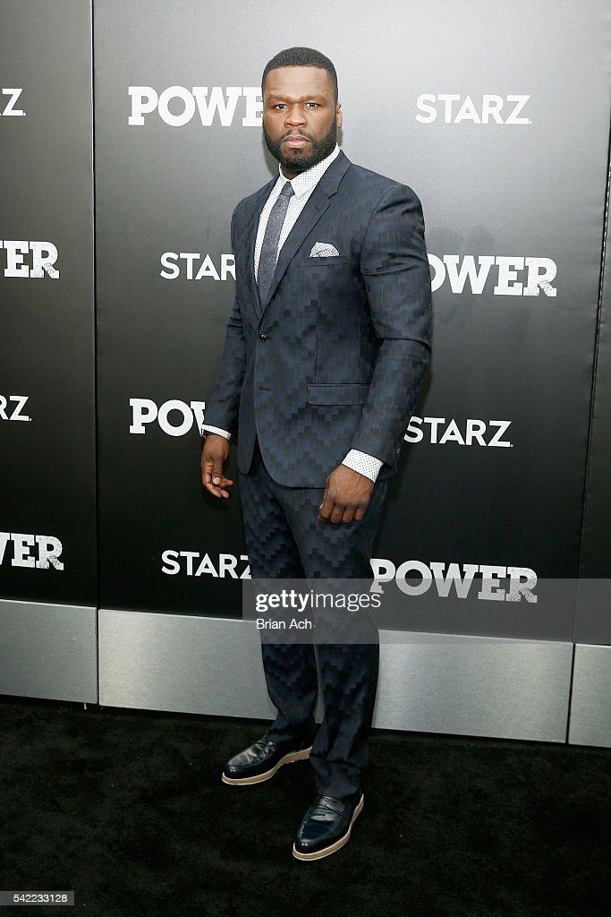 "STARZ ""Power"" New York Season Three Premiere"