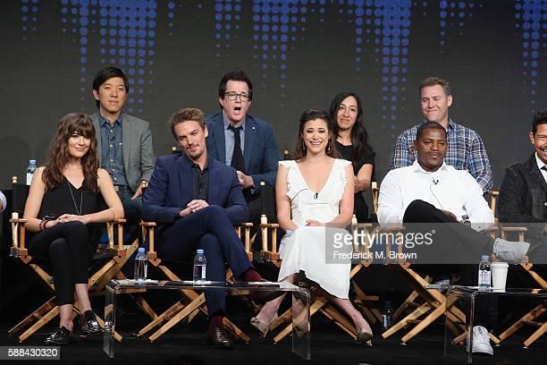 Executive producer Dan Lin executive producer Jeremy Carver executive producer Jennifer Gwartz executive producer John Rickard actors Devin Kelley...