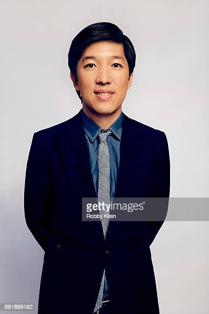 Executive Producer Dan Lin poses for a portrait at the FOX Summer TCA Press Tour at Soho House on August 9 2016 in Los Angeles California
