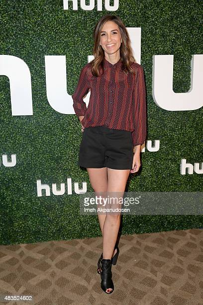 Executive Producer Danielle Schneider attends the Hulu 2015 Summer TCA Presentation at The Beverly Hilton Hotel on August 9 2015 in Beverly Hills...