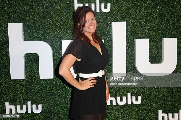 Executive Producer Dannah Phirman attends the Hulu 2015 Summer TCA Presentation at The Beverly Hilton Hotel on August 9 2015 in Beverly Hills...