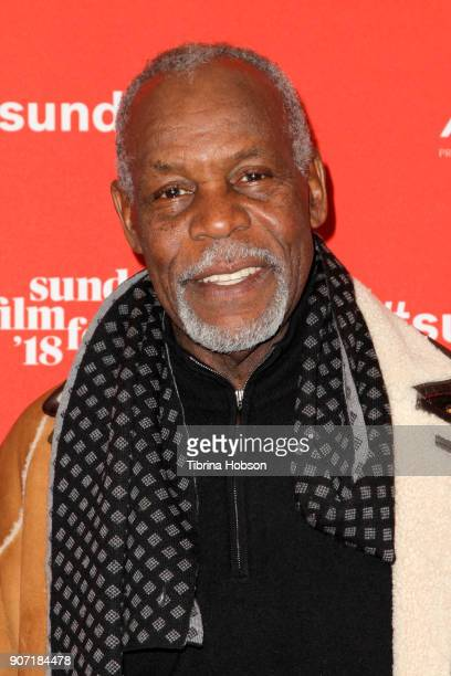 Executive Producer Danny Glover attends the 'Hale County This Morning This Evening' Premiere during the 2018 Sundance Film Festival at Prospector...