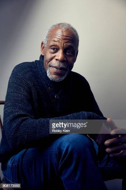 Executive Producer Danny Glover from the film 'Hale County This Morning This Evening' pose for a portrait in the YouTube x Getty Images Portrait...